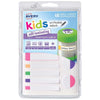 Avery Label Kids Self Laminating Bright Assorted Size And Shape 12up 4 Sheets