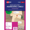 Avery Label L7164-100 100 Sheets Laser