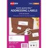 Avery Label J8163-50 Inkjet 50 Sheets