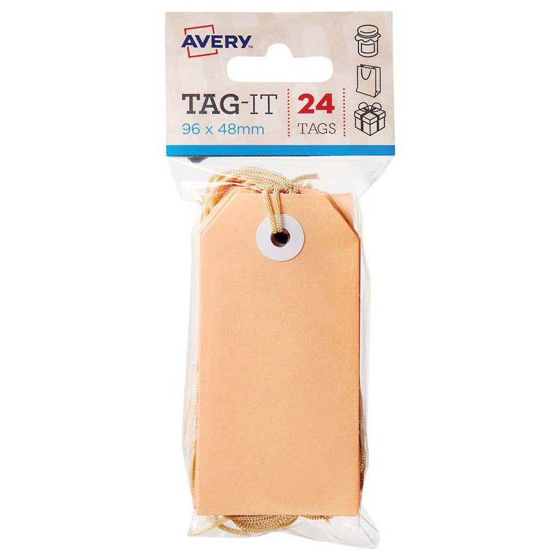 Avery Tag-It Pastel Peach