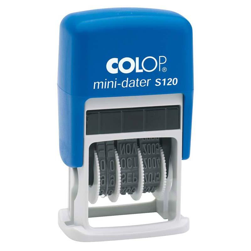 Colop Stamp Dater Minis120 4mm Date Only