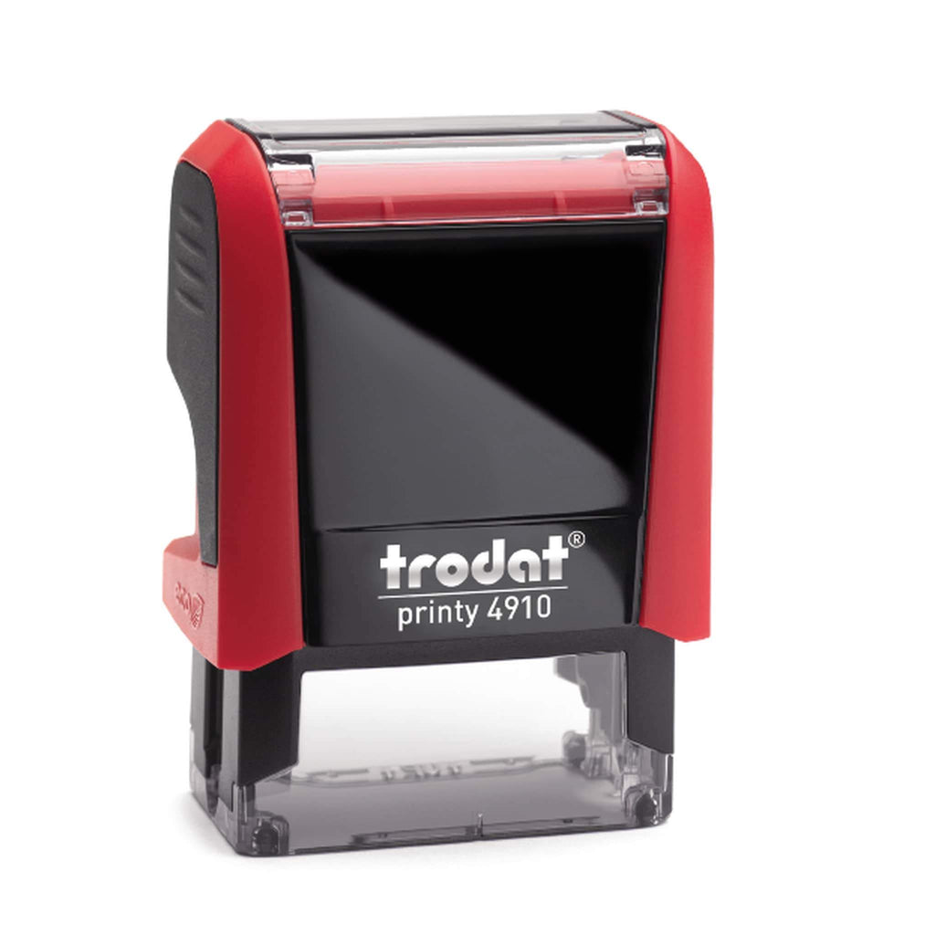 Trodat Printy 4910 Red