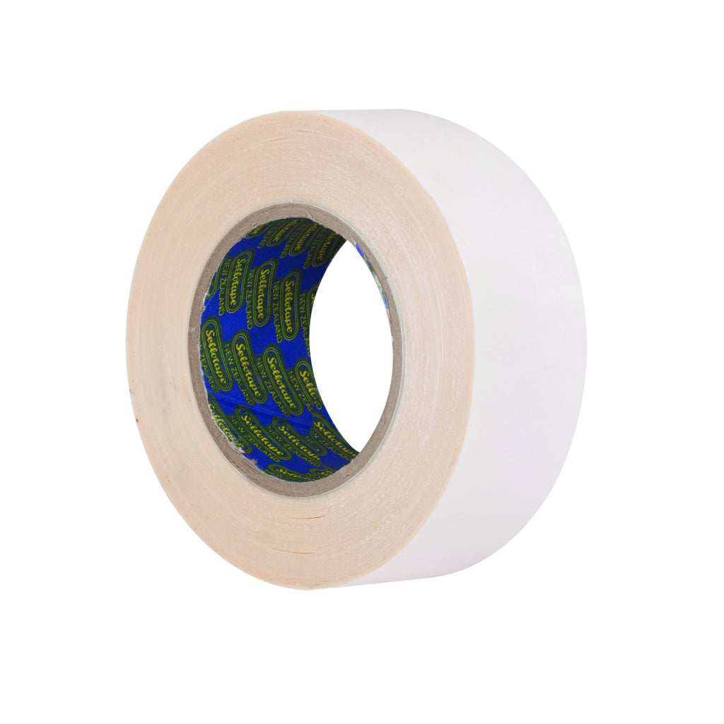Sellotape 1230 Double Sided Tissue Tape 48mmx33m
