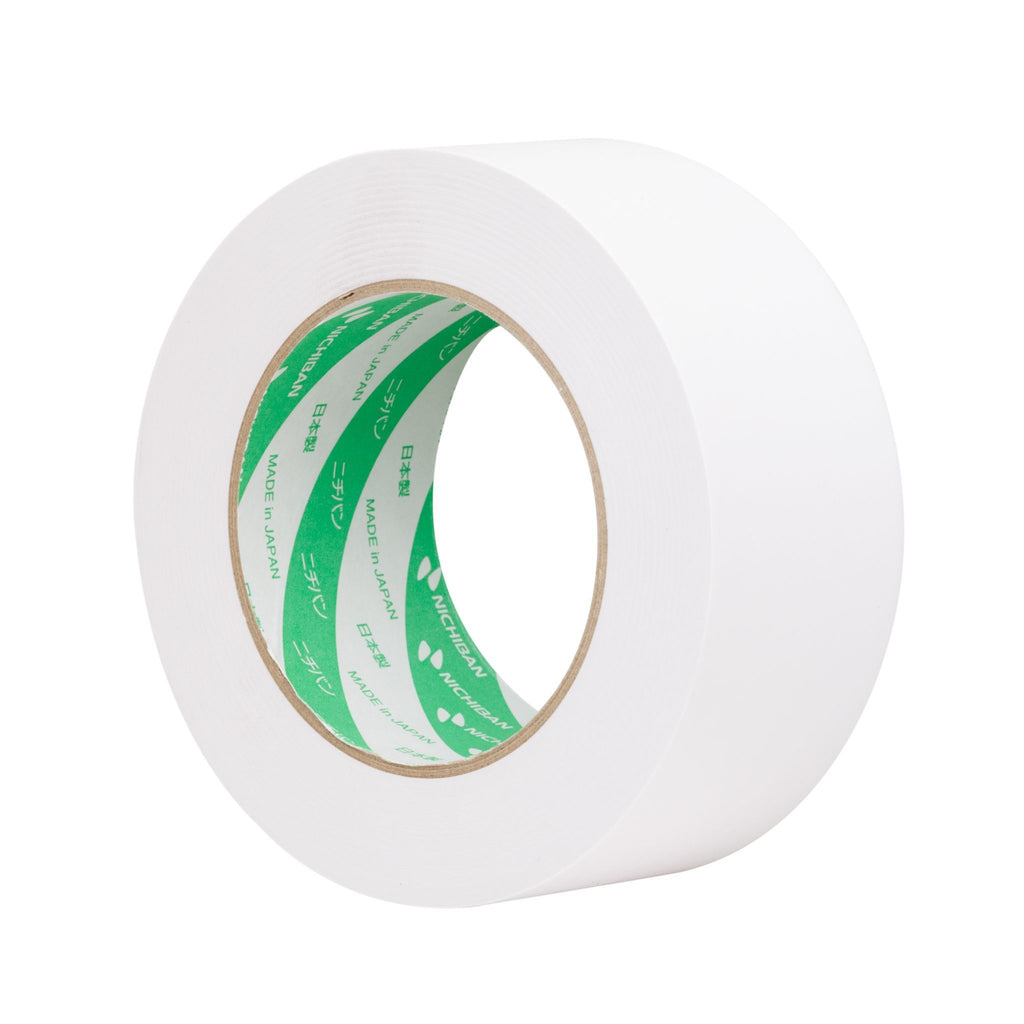 Sellotape Kraft Paper Tape White 50mmx50m