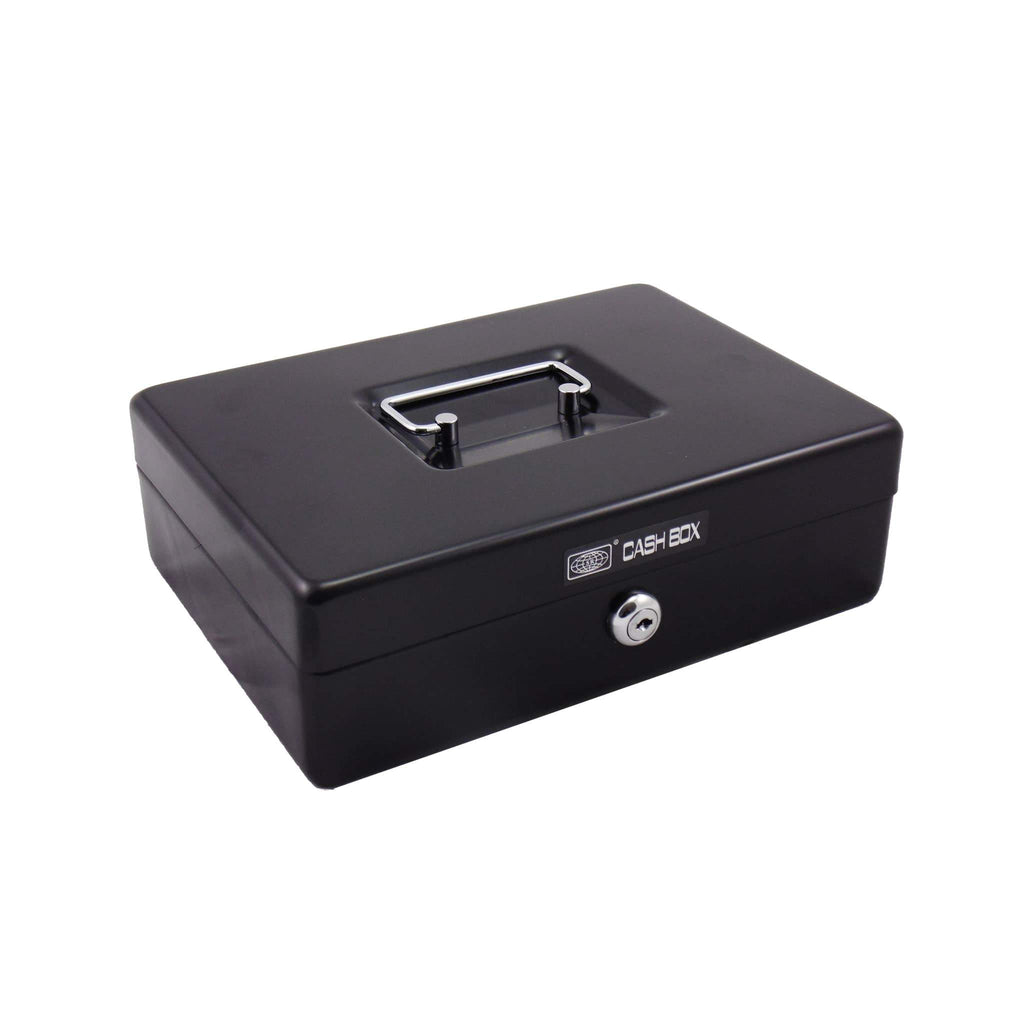 SR Cash Box 10 inch Black