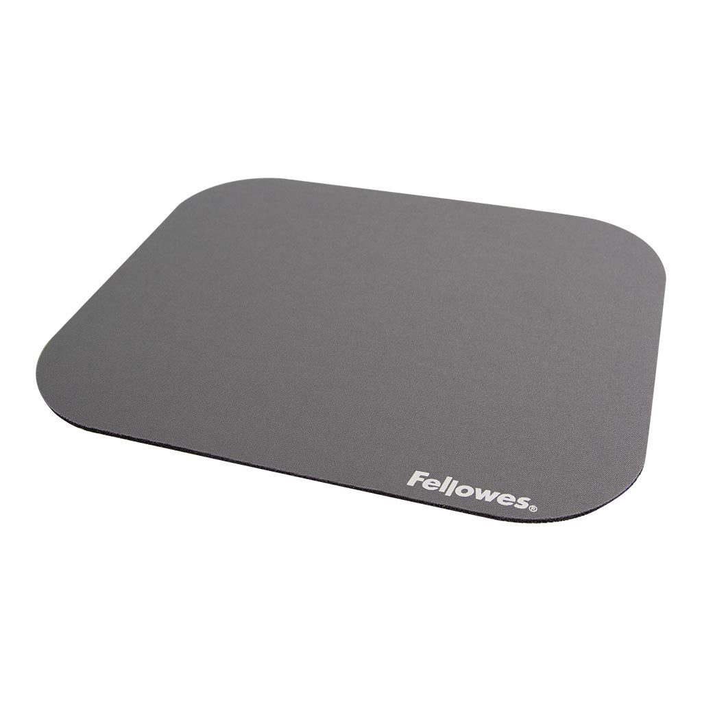 Fellowes Mouse Pad Silver/Grey