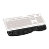 Fellowes Gel Keyboard Palm Support Black