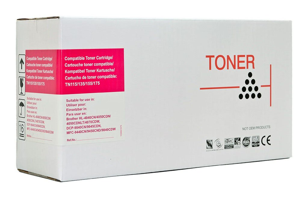 Icon Compatible Brother TN155 Magenta Toner Cartridge