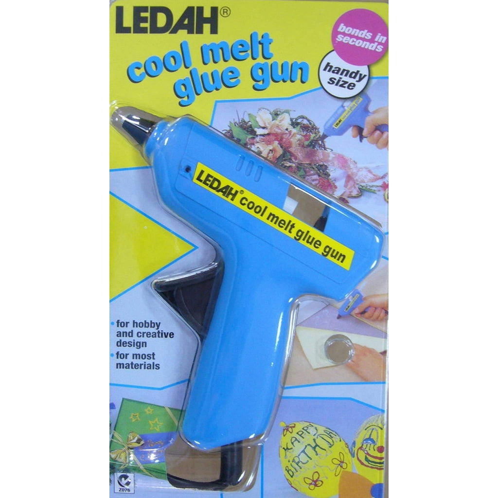Ledah Cool-Melt Glue Gun 9W + 2 Sticks