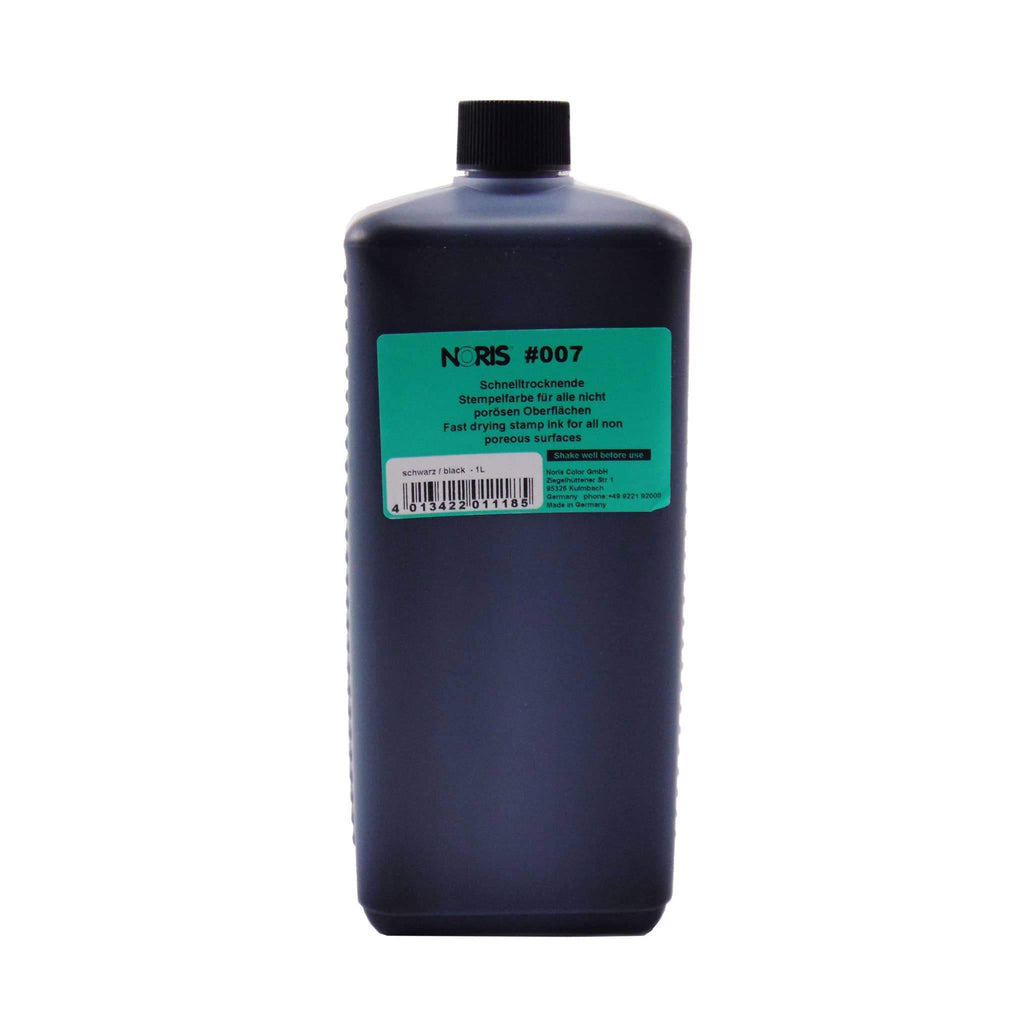 Noris Ink 1 Litre #007 Black