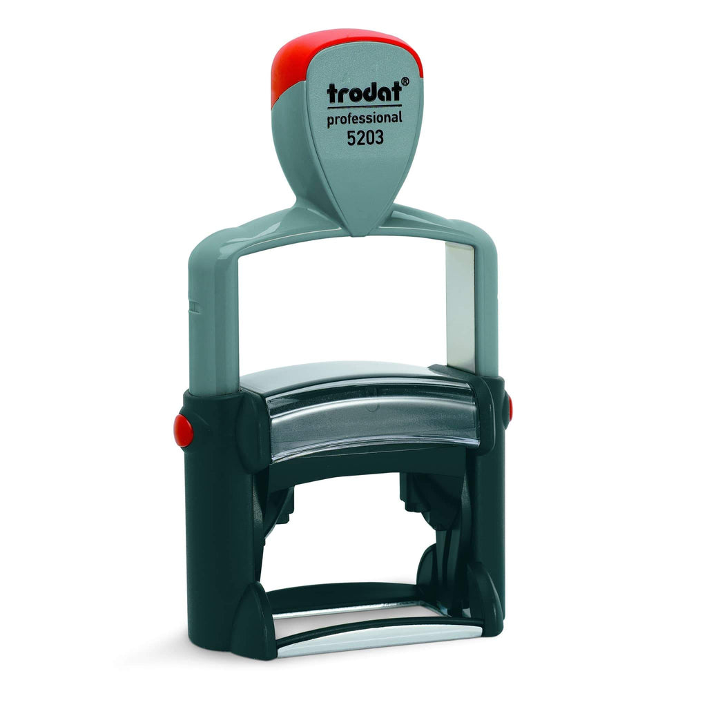 Trodat Self-Inking Text Stamp 5203