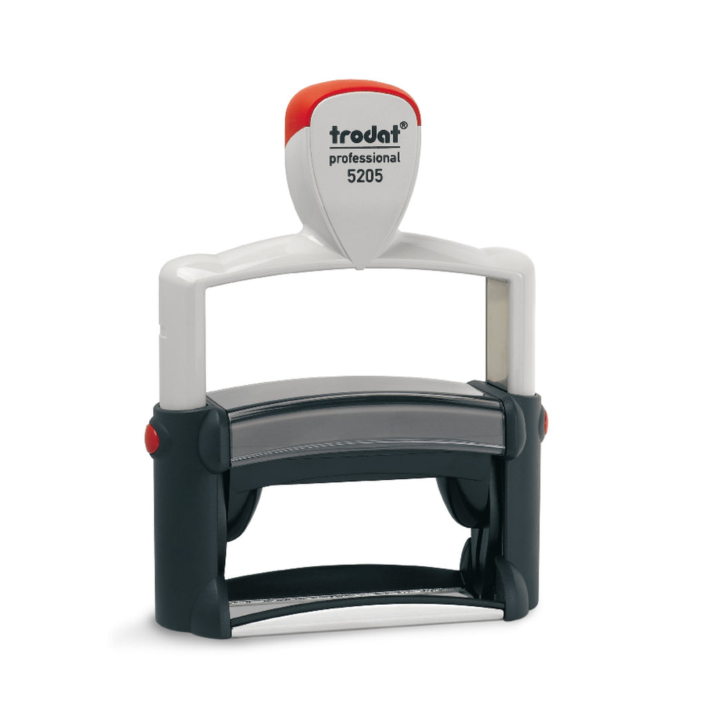 Trodat Self-Inking Text Stamp 5205