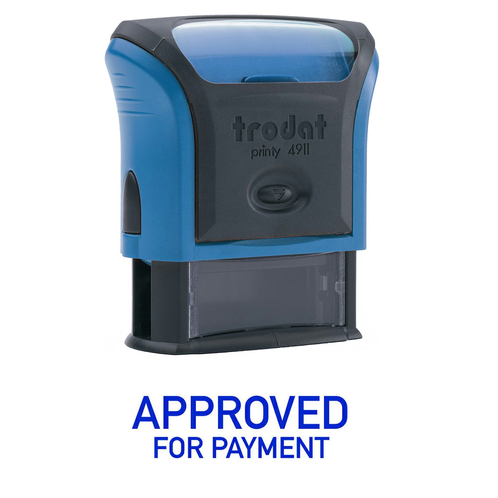 Trodat S-Printy Approved For Payment