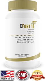 CFort10 For Healthy Gut Flora