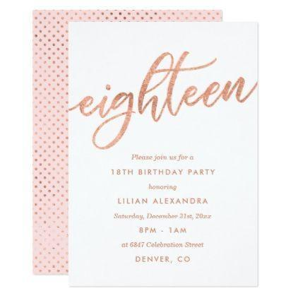 Debut Invitations - Maxtor Graphics