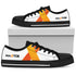 Personalized Men's Low Top Shoes - Maxtor Graphics