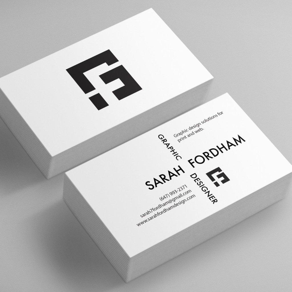Standard Business Cards – Maxtor Graphics