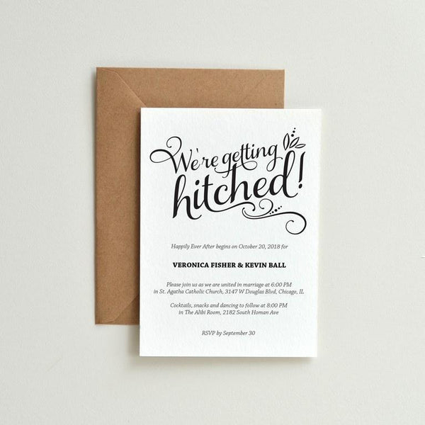 Wedding Invitations - Maxtor Graphics
