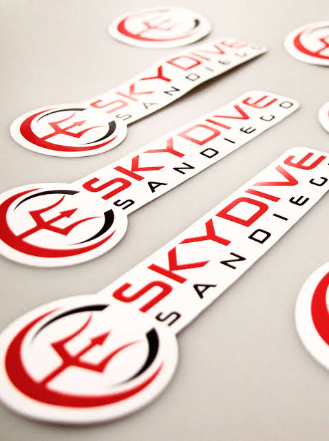 Label Stickers - Maxtor Graphics