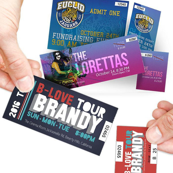 Event Tickets - Maxtor Graphics