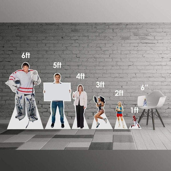 Life-Size Photo Standees - Prints Philippines
