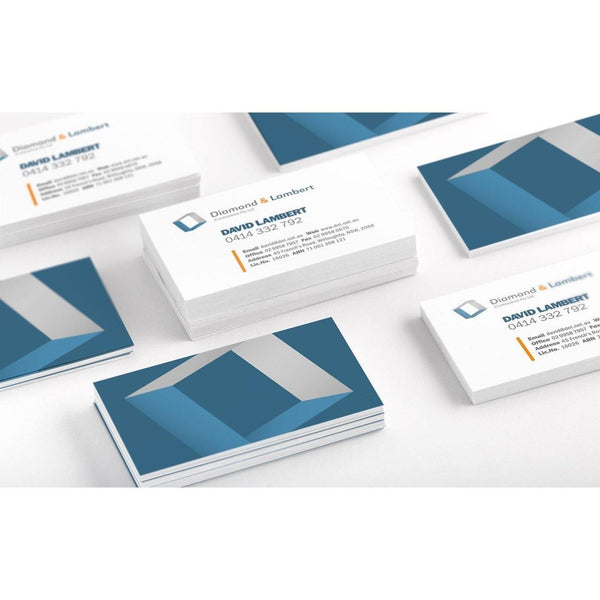 Standard Business Cards - Maxtor Graphics