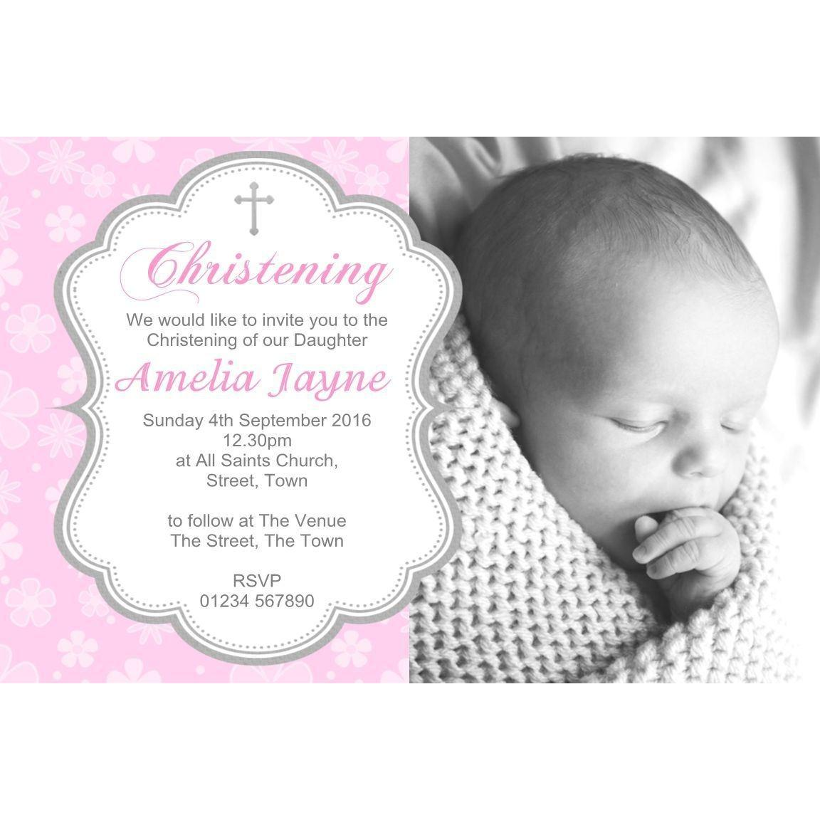 christening invitations maxtor graphics online printing shop in