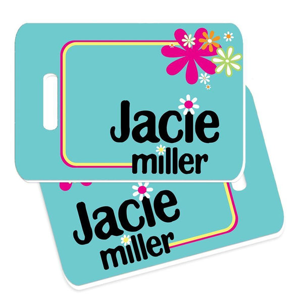 Personalized Luggage Tags - Maxtor Graphics