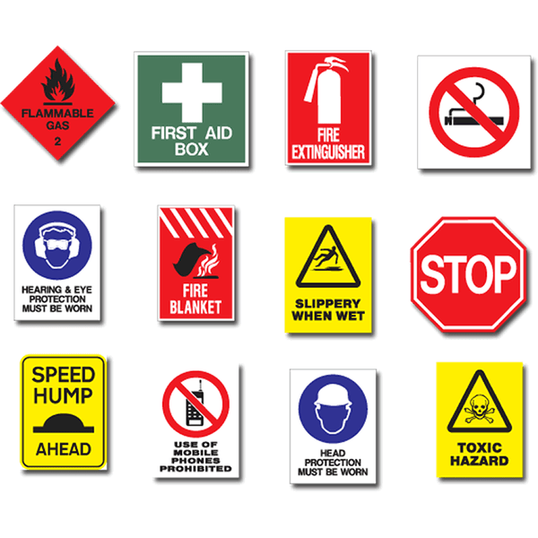Signs - Maxtor Graphics