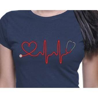 Nurse Inspired T-Shirts - Maxtor Graphics