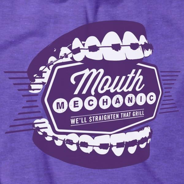 Dentist Inspired T-Shirts - Maxtor Graphics