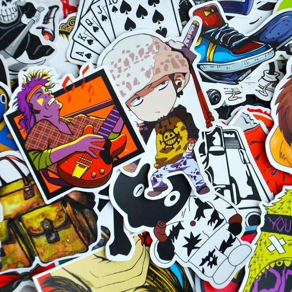 Die Cut Stickers - Maxtor Graphics