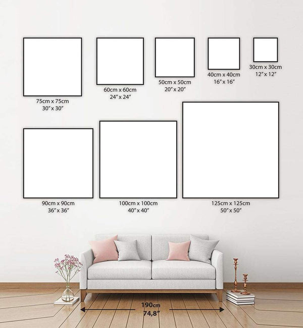 Square Sintra Board - Prints Philippines - Design your own Canvas Prints and Photo Frames Online.