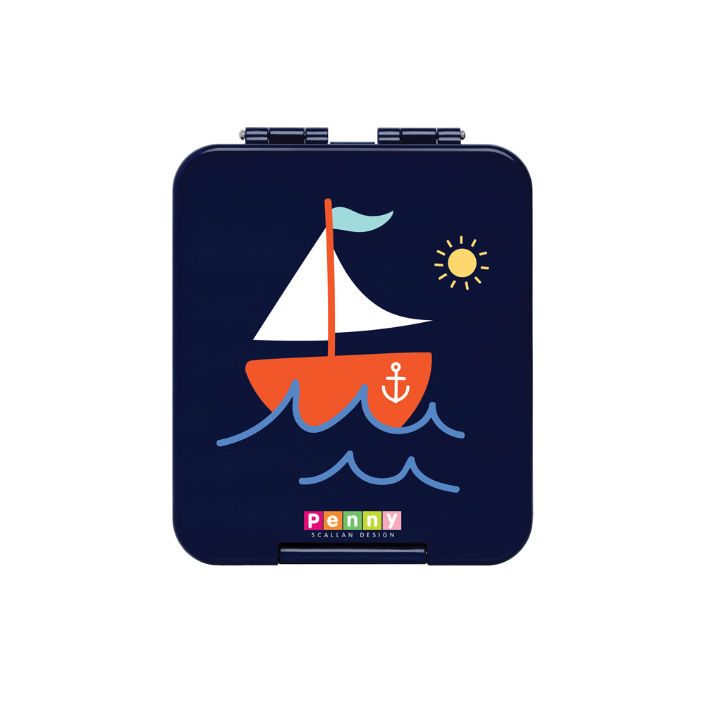 Penny Scallan Bento Box MINI - Anchors Away