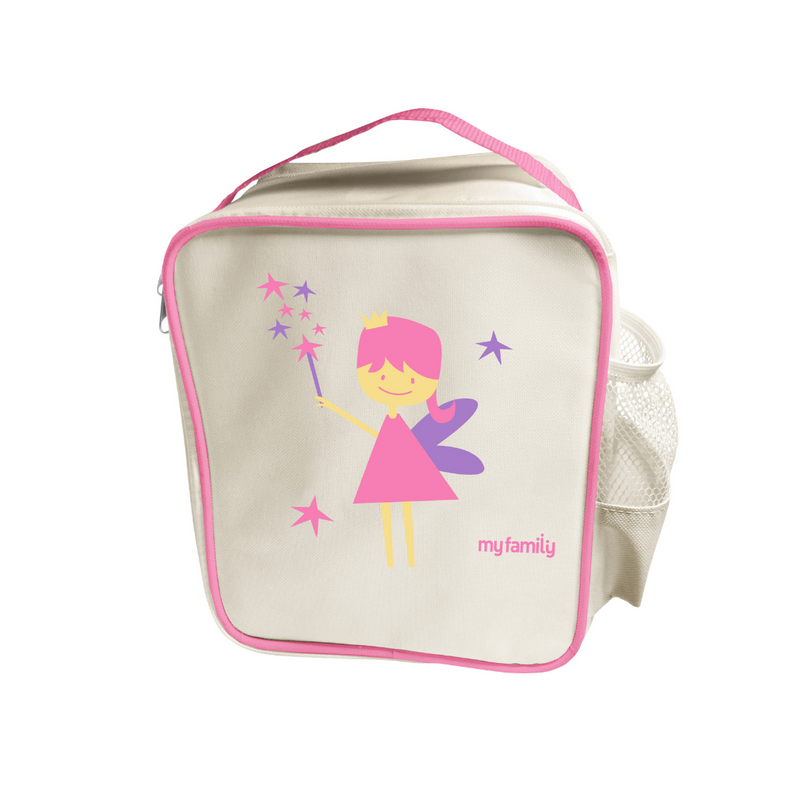 My Family Lunch Cooler Bag - Fairy