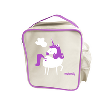 My Family Bento Lunch Box - Unicorn Convertible Tray
