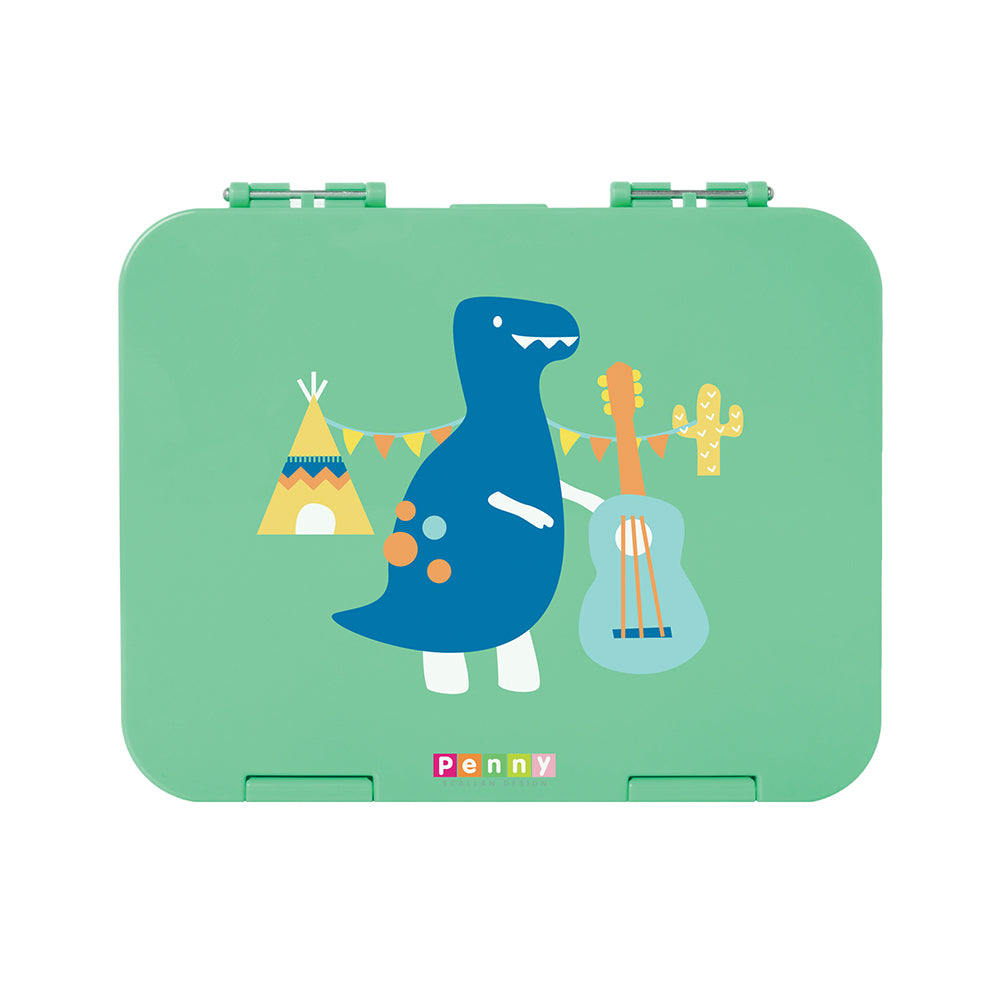 Penny Scallan Bento Box LARGE - Dino Rock