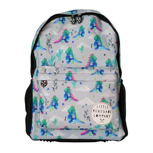 Little Renegade Company Backpack - Dinoroar