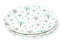 EcoCubs Original Set of 4 Small Plates