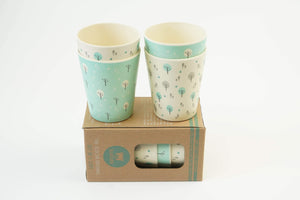 EcoCubs Original Set of 4 Cups