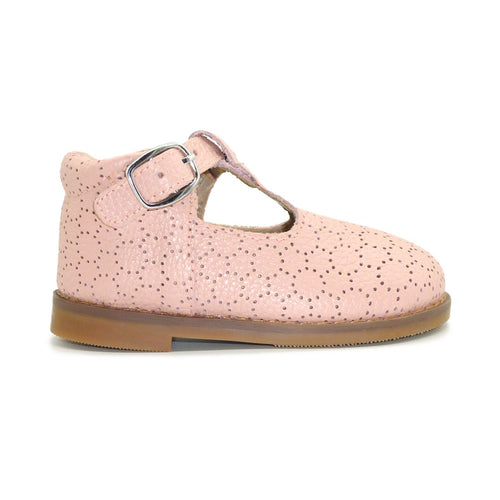 Just Ray Milly Child - Pink T Bar Shoe