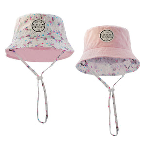 Little Renegade Company - Reversible Bucket Hat Sparkles Unicorn