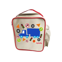 My Family Lunch Cooler Bag - Traffic