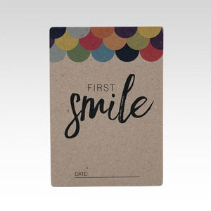 Rhi Creative Baby Milestone Photo Cards