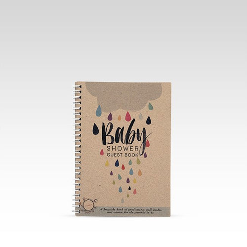 Rhi Creative Baby Shower Guest Book