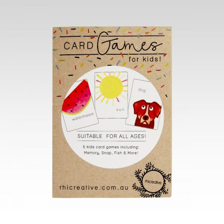 Rhi Creative Card Game for Kids