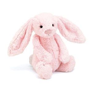Jellycat Bashful Bunny Medium - Light Pink