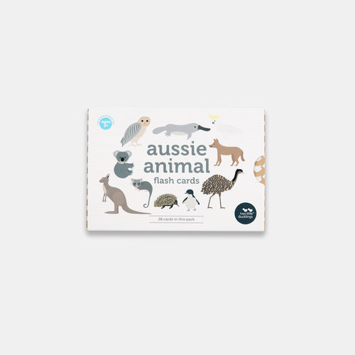 Two Little Duckings Aussie Animal Flash Cards