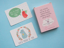 Girls Thriving Little Pick Me Up Cards
