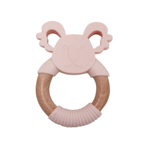 Jellystone Designs Koala Teether - Blush